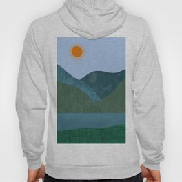 Mountain River #2 Hoody
