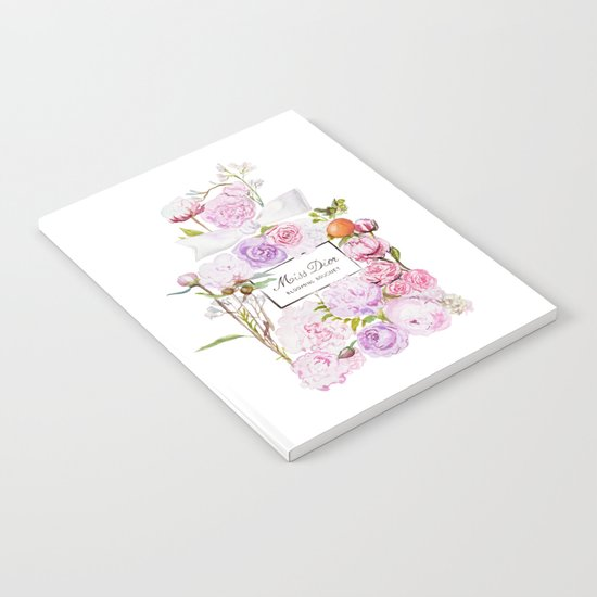 Parfum Blooming Bouquet Notebook