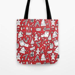 Christmas in Quarantine 2020 Tote Bag