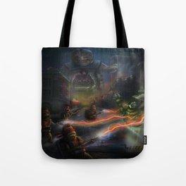 Choose the Destructor Tote Bag