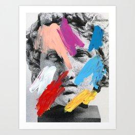 Composition 702 Art Print