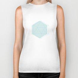 Icosahedron Biker Tank