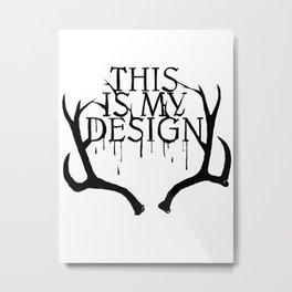 Aperitif Metal Print