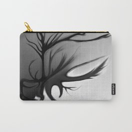 The Double Edged Tree I Carry-All Pouch