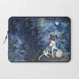Our hero, Laika Laptop Sleeve