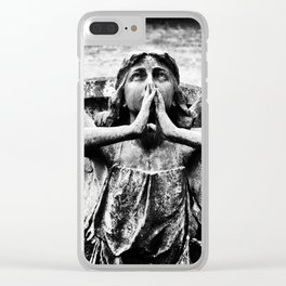 Question Clear iPhone Case