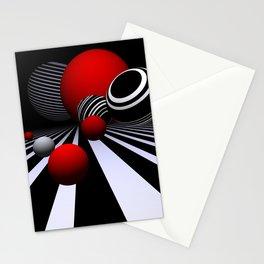 geometric design -510- Stationery Cards