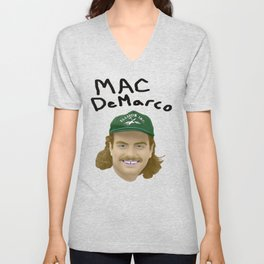 Mac DeMarco - Good Molestor 2 Unisex V-Neck