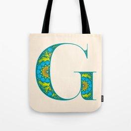 G -Amarilis Tote Bag