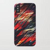 runner iPhone & iPod Cases featuring Blade runner by Kardiak