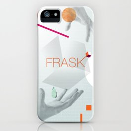 Frask - Hands iPhone Case