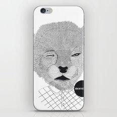 Baby Puma iPhone & iPod Skin