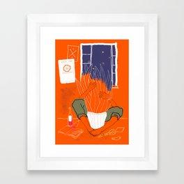 anthropology Framed Art Print
