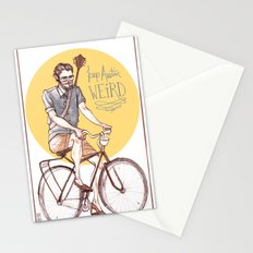 Keep Austin Weird by Kat Mills Stationery Cards
