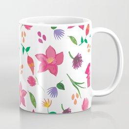 Tropical themed pattern Coffee Mug