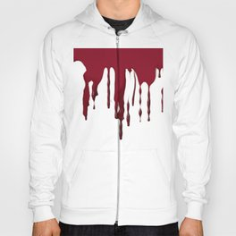 GOTH BLEEDING ART DESIGN Hoody