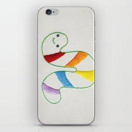 I Inchworm iPhone Skin