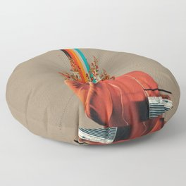 Musicolor Floor Pillow