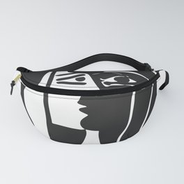 Pablo Picasso Kiss 1979 Artwork Reproduction For T Shirt, Framed Prints Fanny Pack
