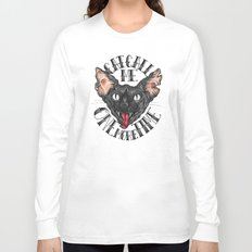 CATCALL ME ONE MORE TIME Long Sleeve T-shirt