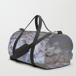 Frost Petals Of Hydrangea #decor buyart #society6 Duffle Bag