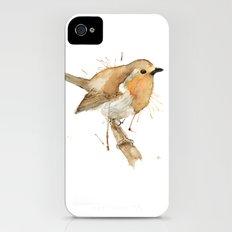 Ready Robin iPhone (4, 4s) Slim Case