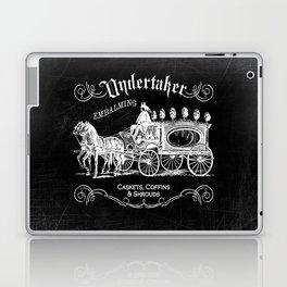 Gothic Undertaker Laptop & iPad Skin