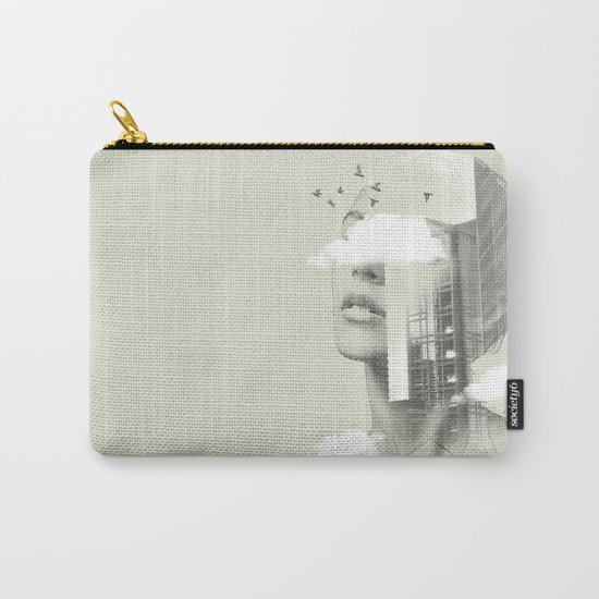 Town Facet Carry-All Pouch