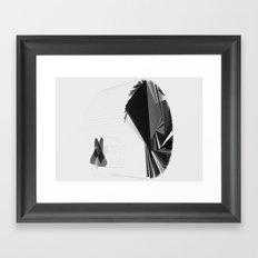 Black&White Framed Art Print