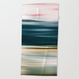 about horizons Beach Towel