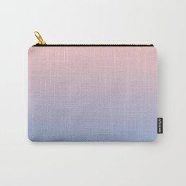 Rose Diamond / Quietude Gradient Colors Carry-All Pouch