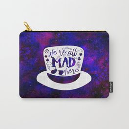 Alice In Wonderland - Mad Hatter Carry-All Pouch