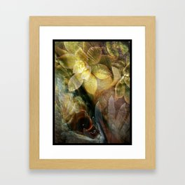 Monger Framed Art Print