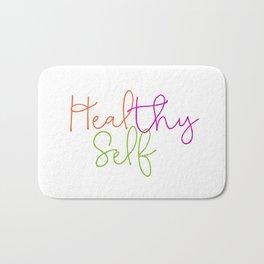 Heal thy self Bath Mat