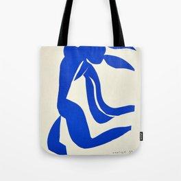 Blue Nude Dancing - Henri Matisse Tote Bag