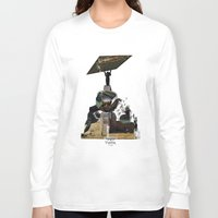 budapest Long Sleeve T-shirts featuring Cityscape of Budapest by Yvette en vogue