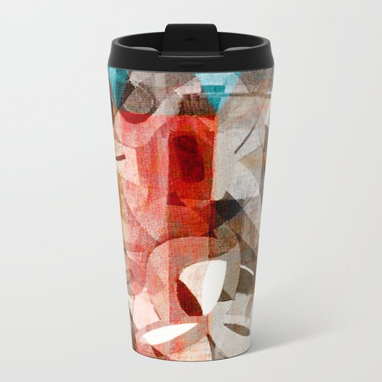 Soledad Metal Travel Mug