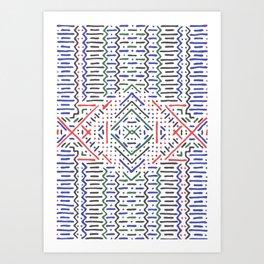 D&L Art Print