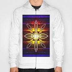 Abstract metal 1 Hoody