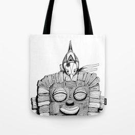 '恐怖核心與小鳥 Scarecore and Bird' Cover Illustration 2 Tote Bag