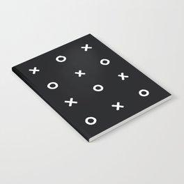 Naughts + Crosses Notebook