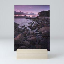 Raw and Rugged Mini Art Print