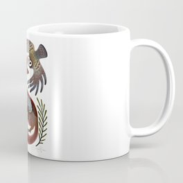 Burning Love Coffee Mug