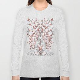 The goddess of life Long Sleeve T-shirt