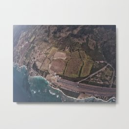 Island Views Metal Print