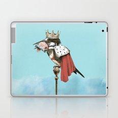 Kingfisher (Blue Option) Laptop & iPad Skin