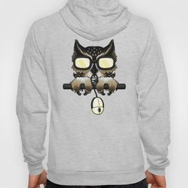 Gaming Owl Hoody