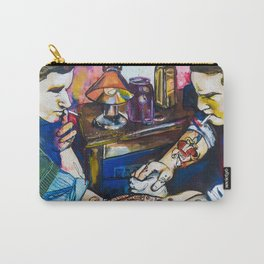 Jack Tattoo Carry-All Pouch