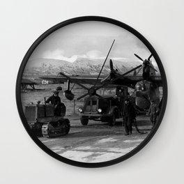 Blohm&Voss BV 138 Wall Clock