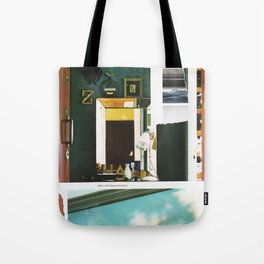 after a few days pretending Tote Bag